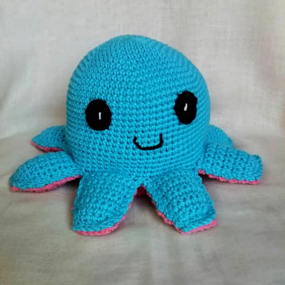 Octopus doll